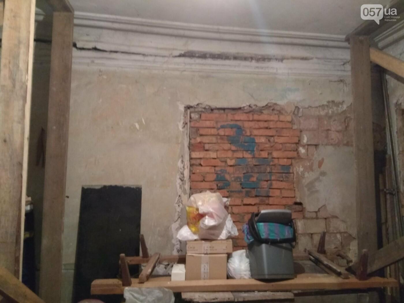 10 лет без ремонта: почему в Харькове не спешат восстанавливать аварийный дом, - ФОТО, фото-36