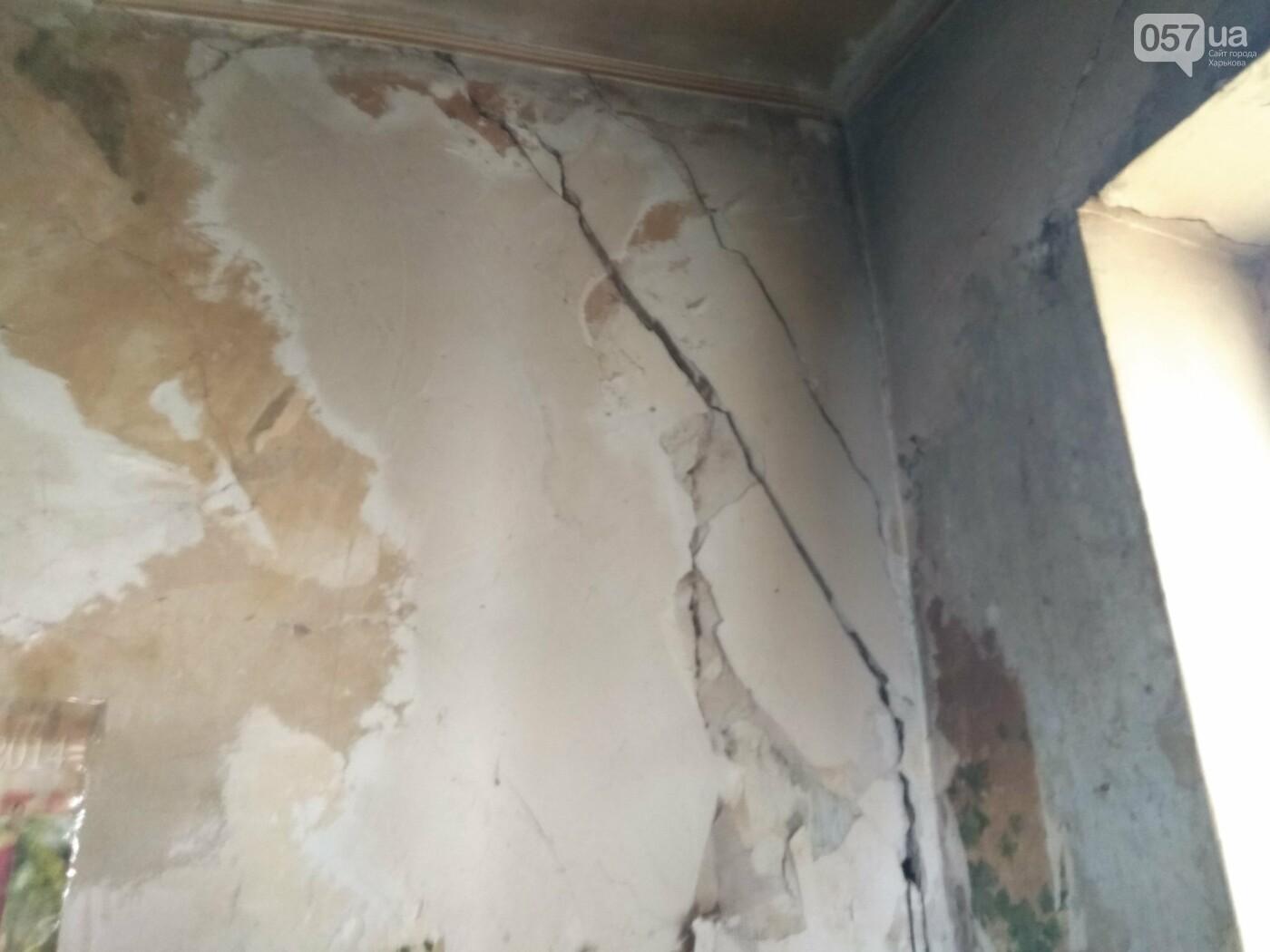10 лет без ремонта: почему в Харькове не спешат восстанавливать аварийный дом, - ФОТО, фото-25