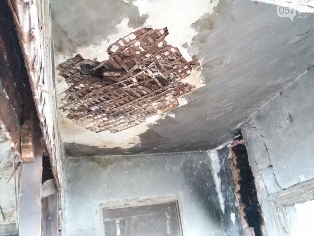 10 лет без ремонта: почему в Харькове не спешат восстанавливать аварийный дом, - ФОТО, фото-3