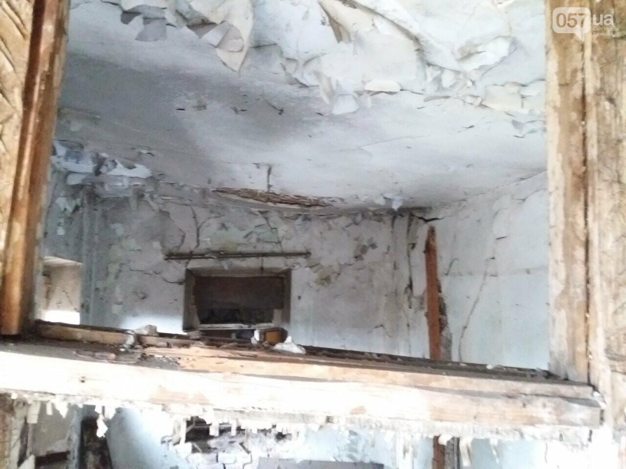 10 лет без ремонта: почему в Харькове не спешат восстанавливать аварийный дом, - ФОТО, фото-5