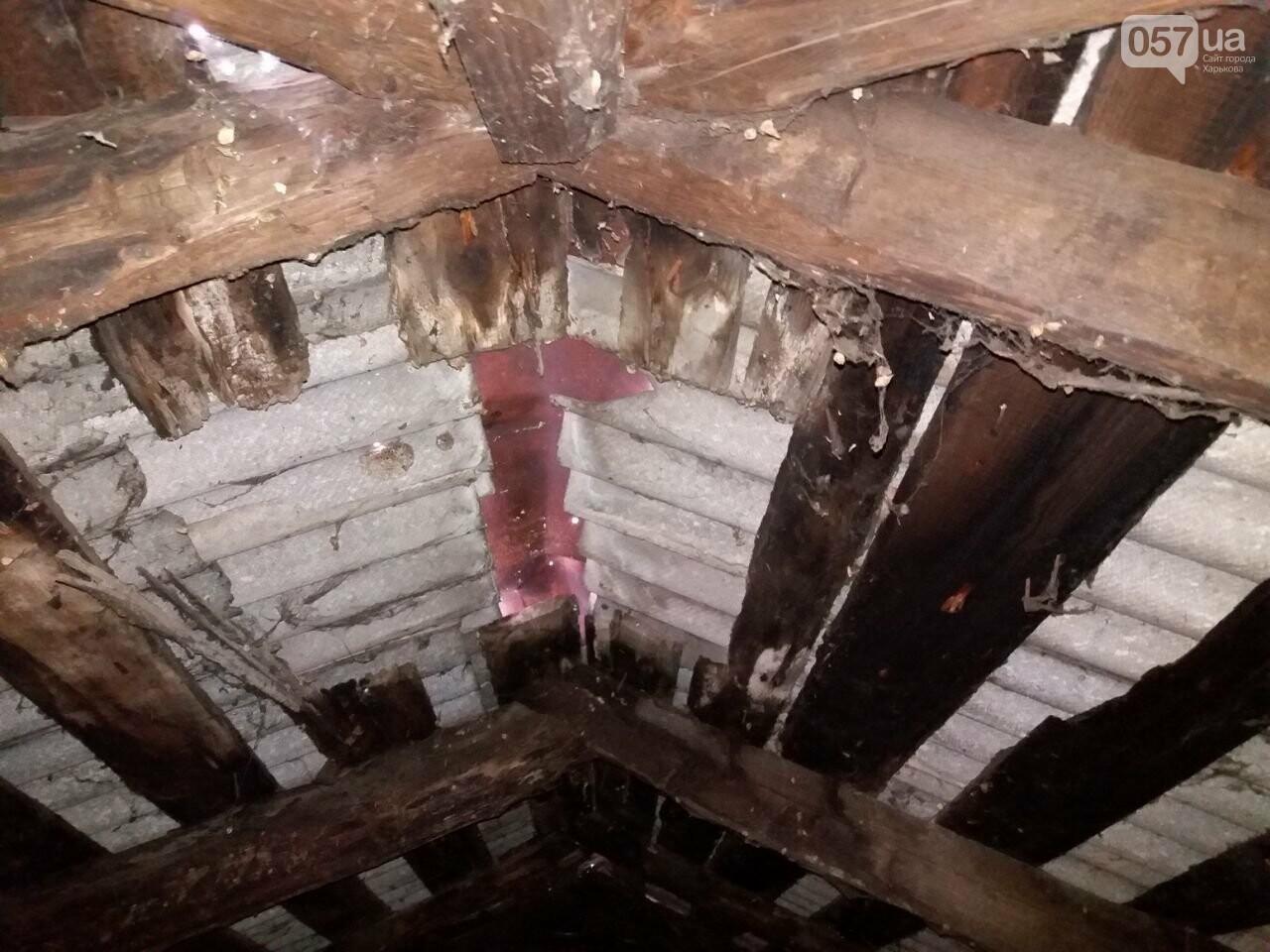 10 лет без ремонта: почему в Харькове не спешат восстанавливать аварийный дом, - ФОТО, фото-8