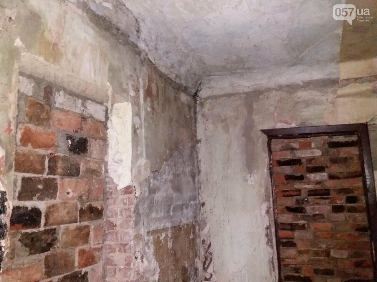 10 лет без ремонта: почему в Харькове не спешат восстанавливать аварийный дом, - ФОТО, фото-11
