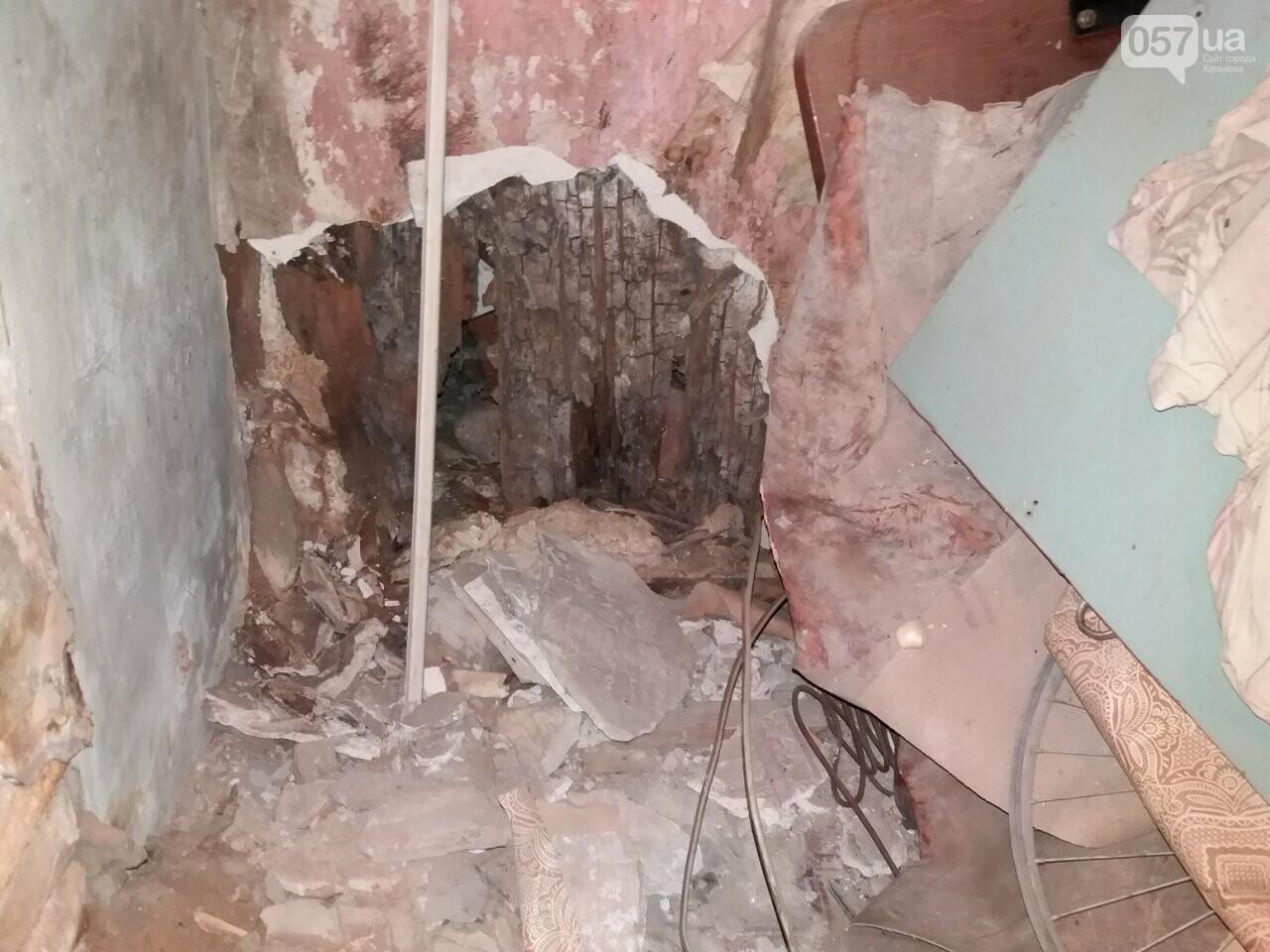 10 лет без ремонта: почему в Харькове не спешат восстанавливать аварийный дом, - ФОТО, фото-13