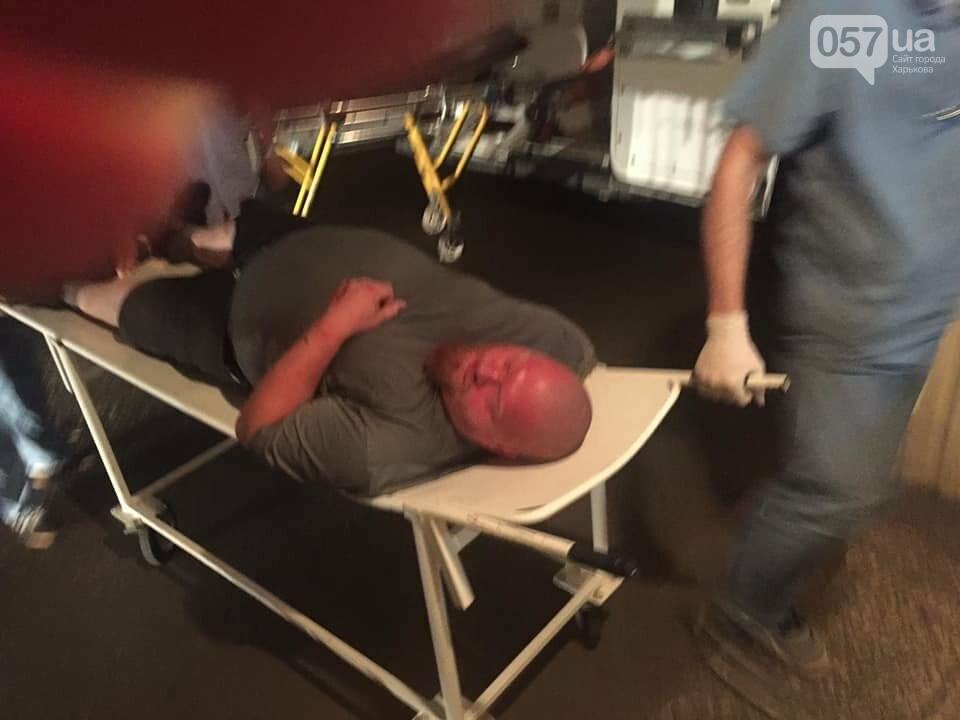 фото после избиения журналиста