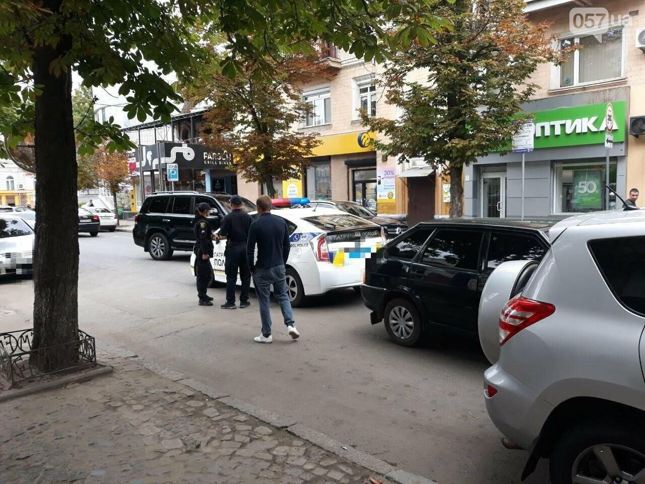 В центре Харькова «легковушка» сбила 16-летнюю девушку: пострадавшая в больнице, - ФОТО, ВИДЕО, фото-3