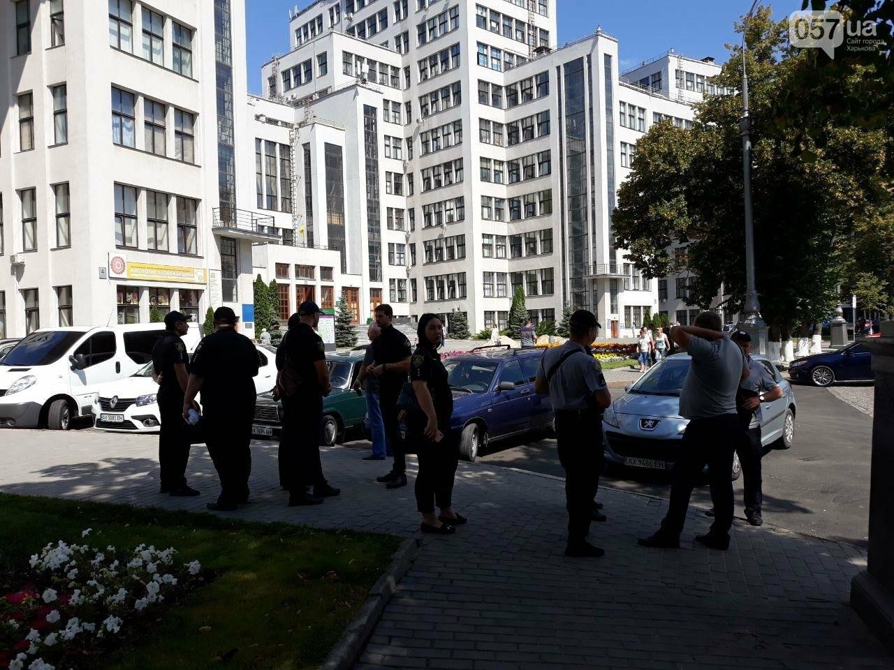 «Долой коррупцию»: в Харькове протестовали сотрудники самого крупного пассажирского перевозчика в области, - ФОТО, фото-19