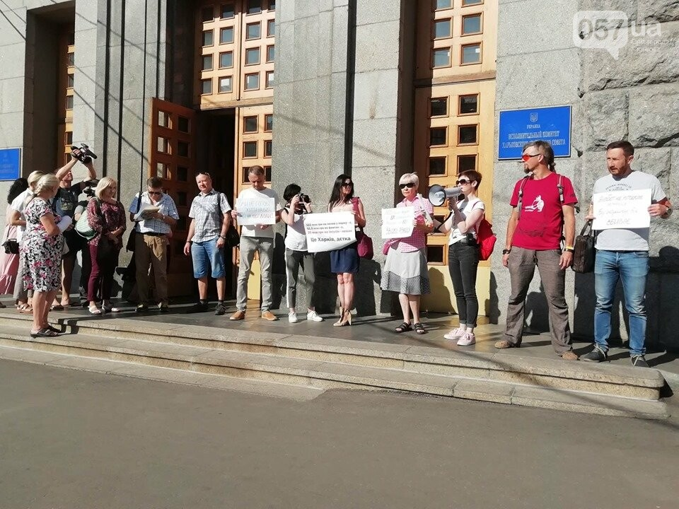 """""""Мы на 100% люди"""": в Харькове проходит пикет в поддержку диабетиков, - ФОТО, фото-3"""