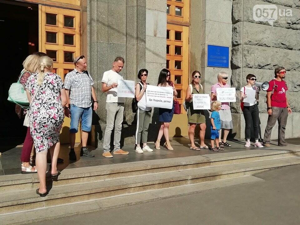 """""""Мы на 100% люди"""": в Харькове проходит пикет в поддержку диабетиков, - ФОТО, фото-4"""