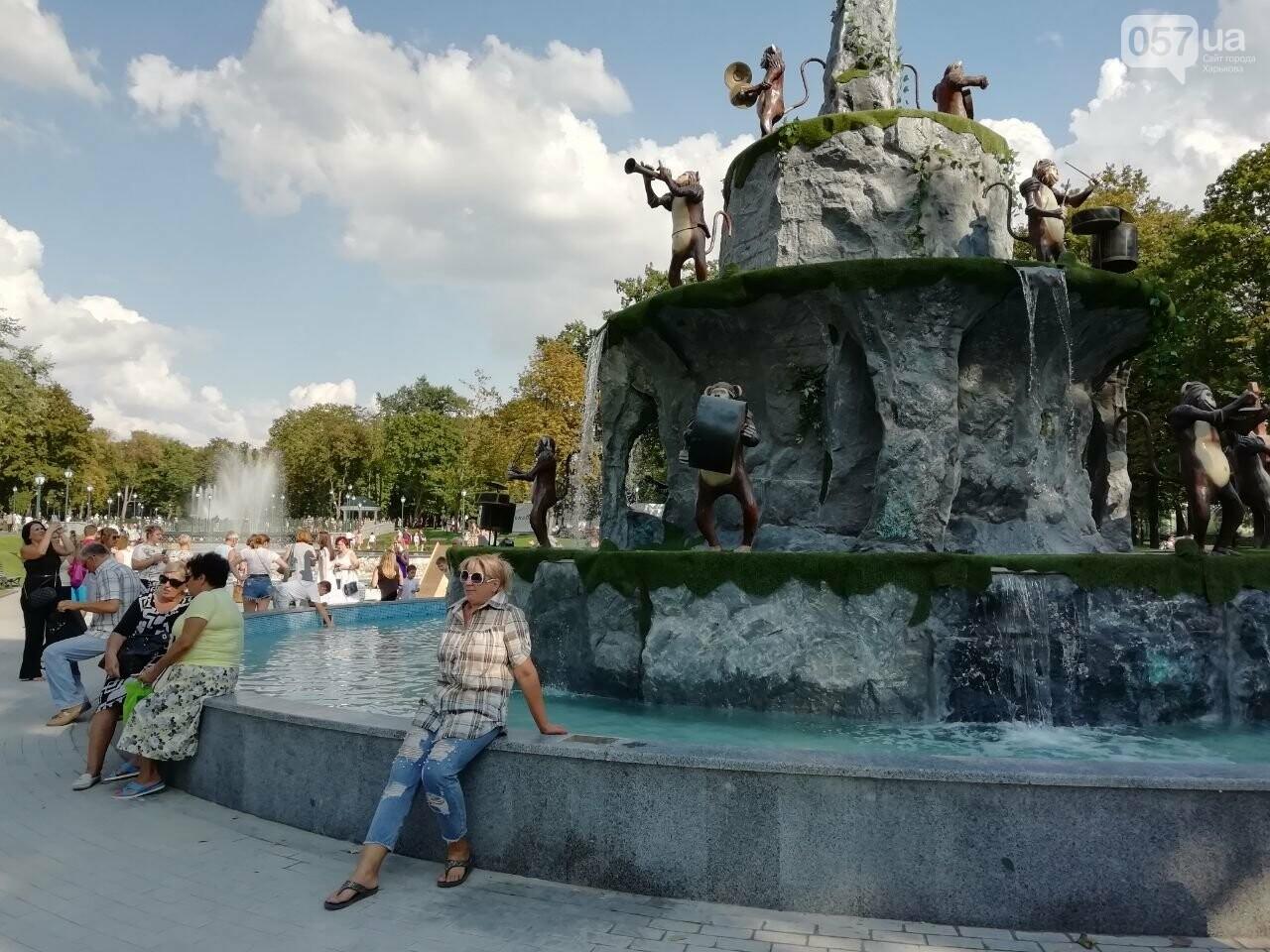 В центре Харькова появился новый фонтан и «Каскад» после реконструкции, - ФОТО, фото-2