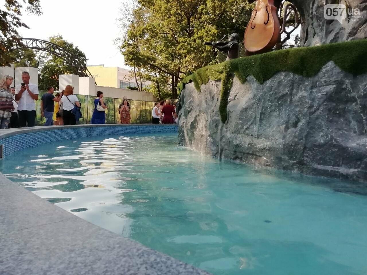 В центре Харькова появился новый фонтан и «Каскад» после реконструкции, - ФОТО, фото-7