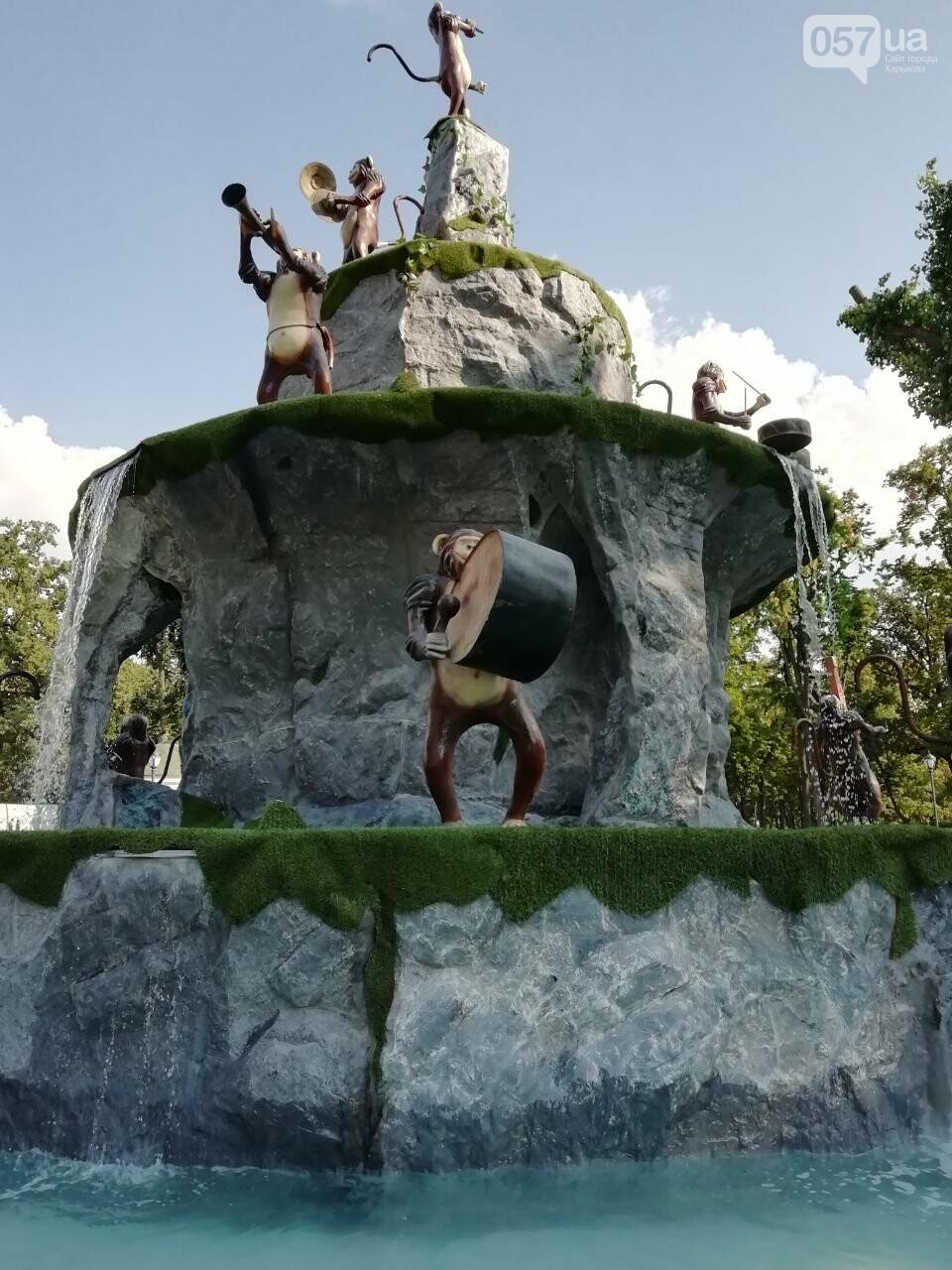 В центре Харькова появился новый фонтан и «Каскад» после реконструкции, - ФОТО, фото-3