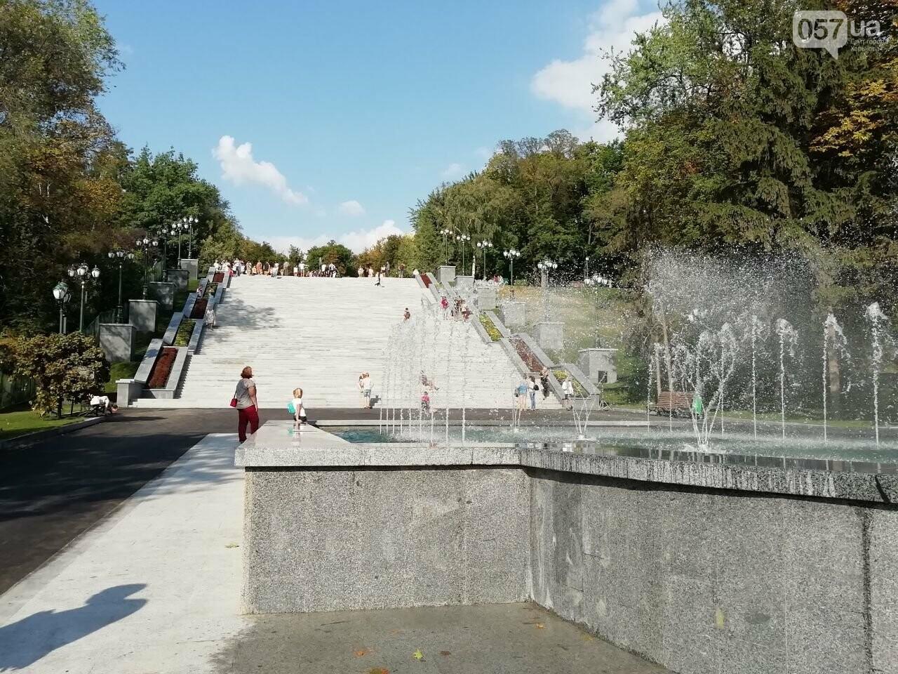 В центре Харькова появился новый фонтан и «Каскад» после реконструкции, - ФОТО, фото-15