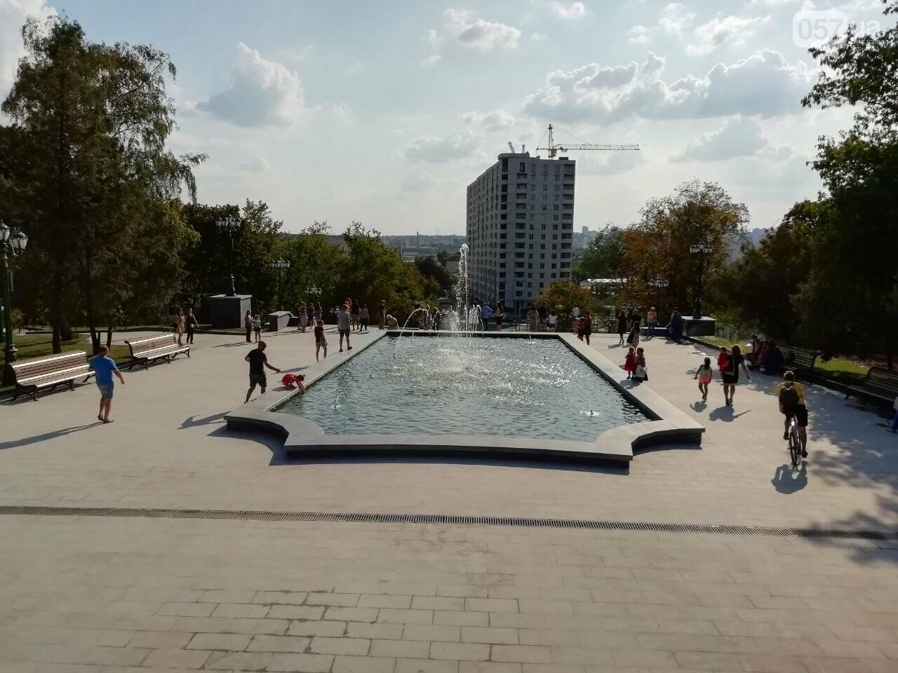 В центре Харькова появился новый фонтан и «Каскад» после реконструкции, - ФОТО, фото-8