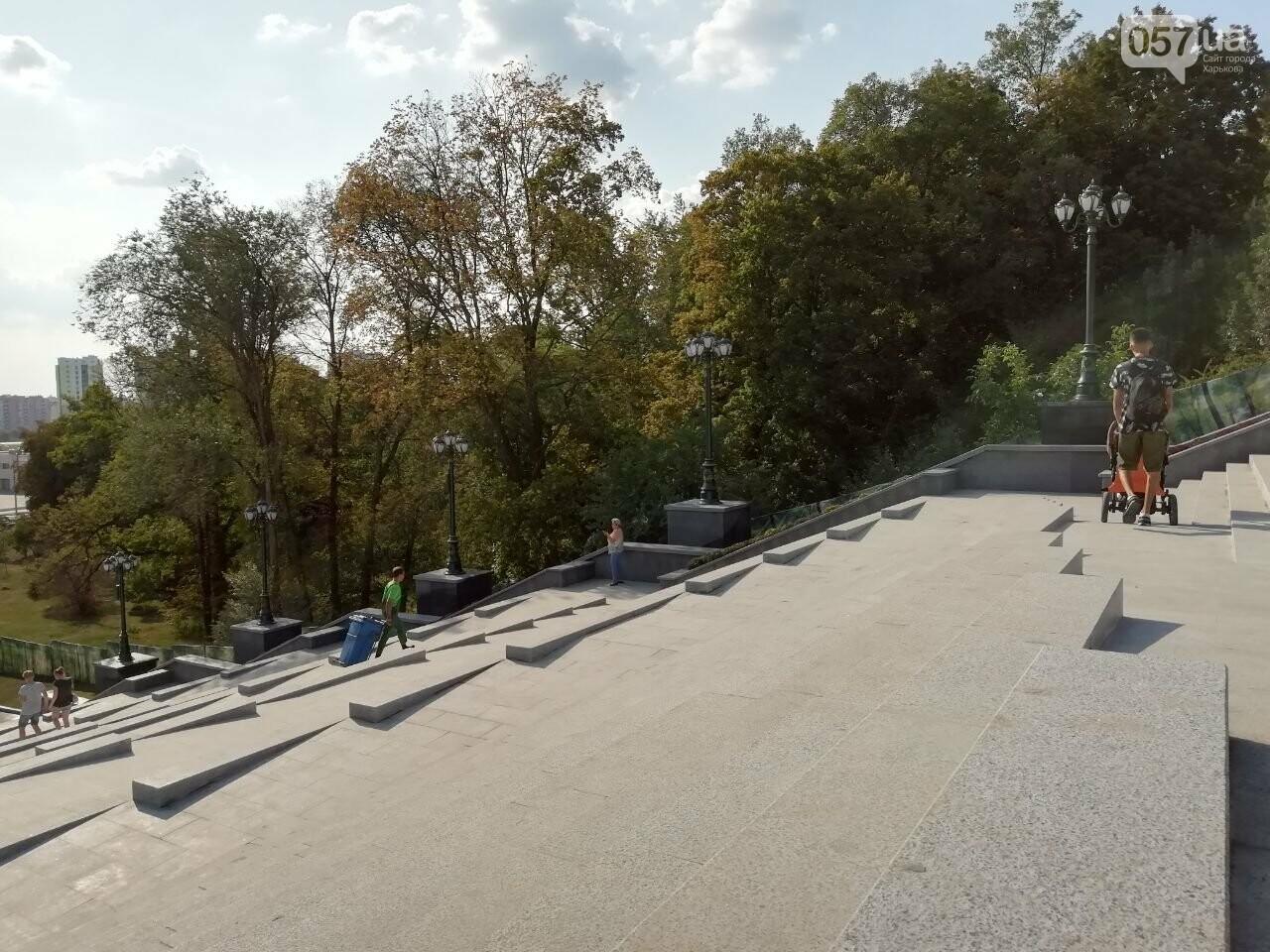 В центре Харькова появился новый фонтан и «Каскад» после реконструкции, - ФОТО, фото-9