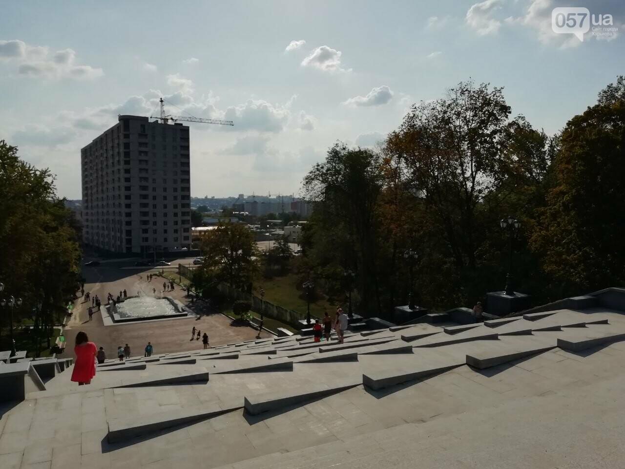 В центре Харькова появился новый фонтан и «Каскад» после реконструкции, - ФОТО, фото-11