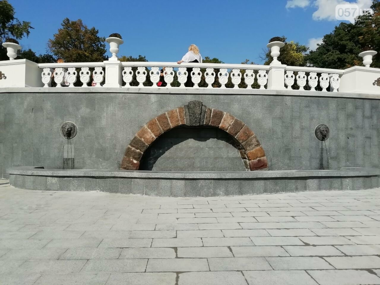 В центре Харькова появился новый фонтан и «Каскад» после реконструкции, - ФОТО, фото-13