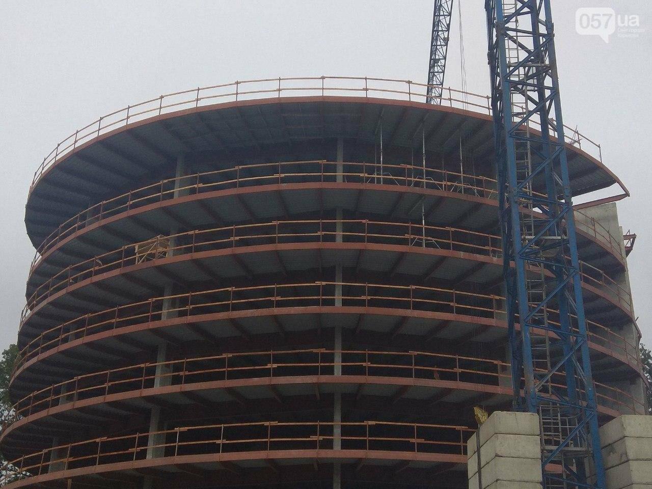 Фирма харьковского экс-нардепа строит многоуровневый паркинг за ХНАТОБом, - ФОТО, фото-3