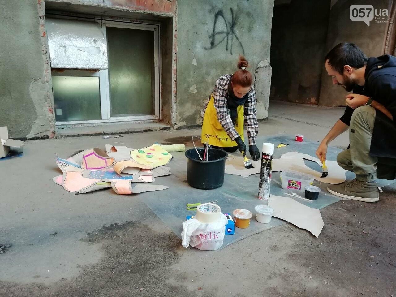 «Город – это мы»: в центре Харькова устроили яркую арт-акцию, - ФОТО, фото-11