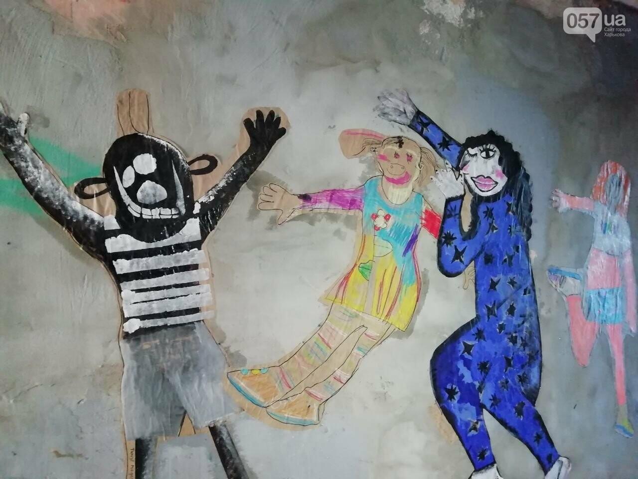 «Город – это мы»: в центре Харькова устроили яркую арт-акцию, - ФОТО, фото-2