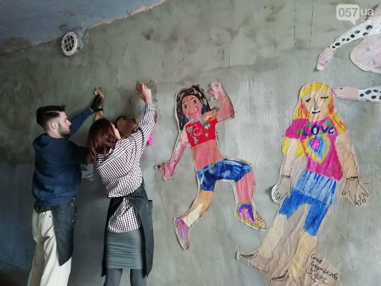 «Город – это мы»: в центре Харькова устроили яркую арт-акцию, - ФОТО, фото-8