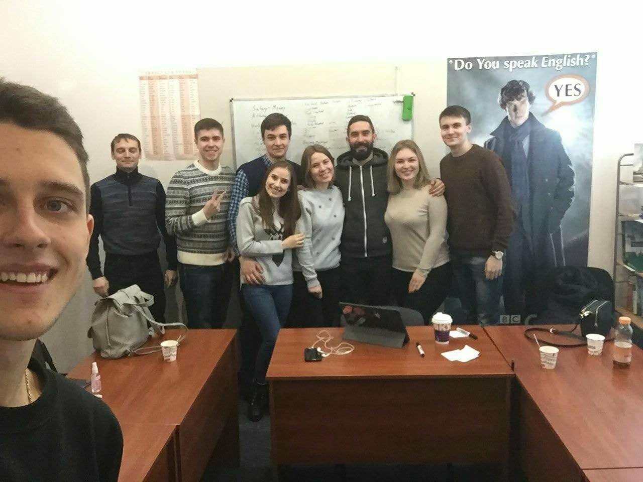 Курсы английского в Харькове ᐈ куда пойти учить английский?, фото-97