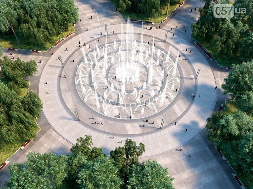 Фирма харьковского депутата проводит реконструкцию сквера на площади Свободы, - ФОТО, фото-6