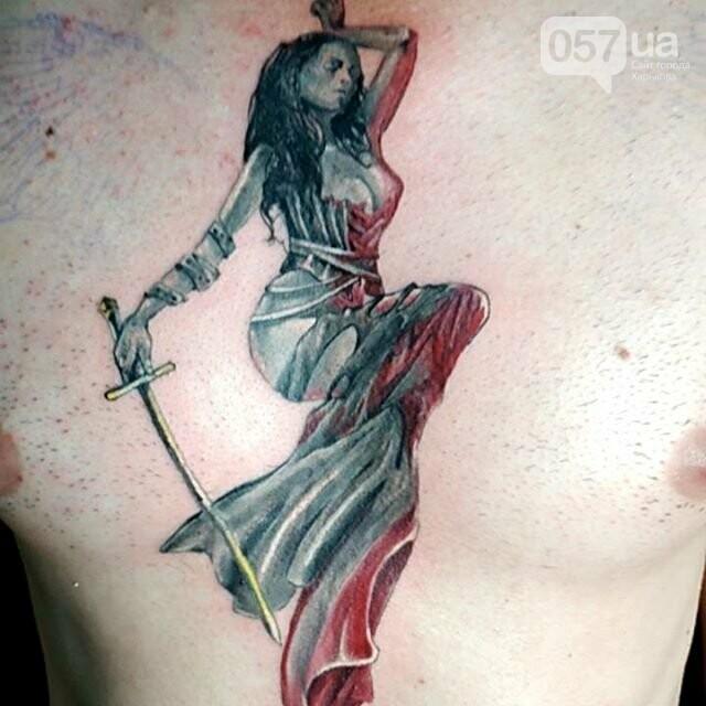 Где сделать тату в Харькове: тату салоны, тату студии. Советы от 057.ua, фото-43