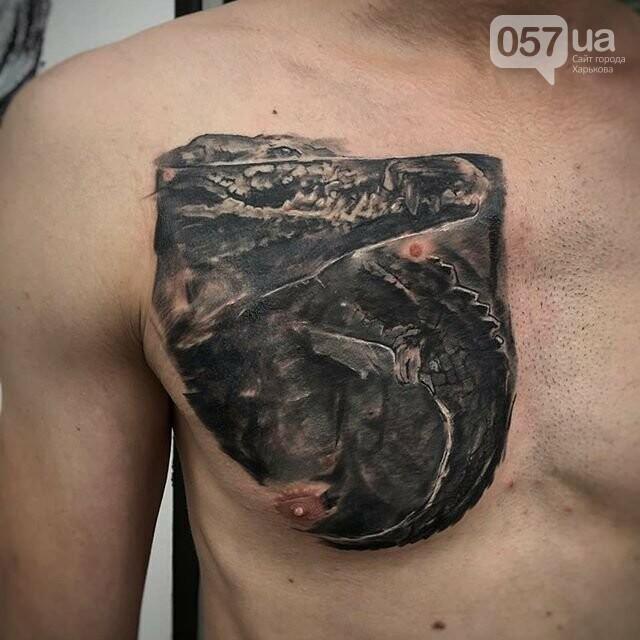 Где сделать тату в Харькове: тату салоны, тату студии. Советы от 057.ua, фото-50