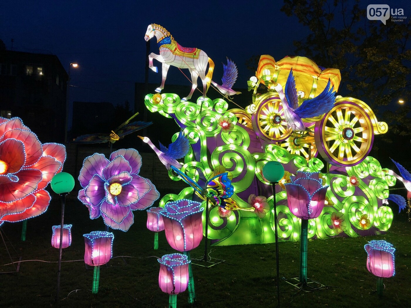 Харьков зажигает огни: что ждет посетителей Фестиваля гигантских китайских фонарей, фото-4
