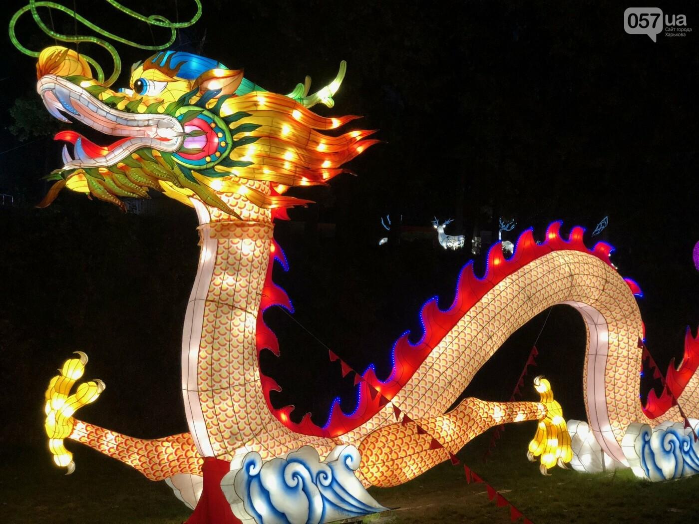 Харьков зажигает огни: что ждет посетителей Фестиваля гигантских китайских фонарей, фото-3
