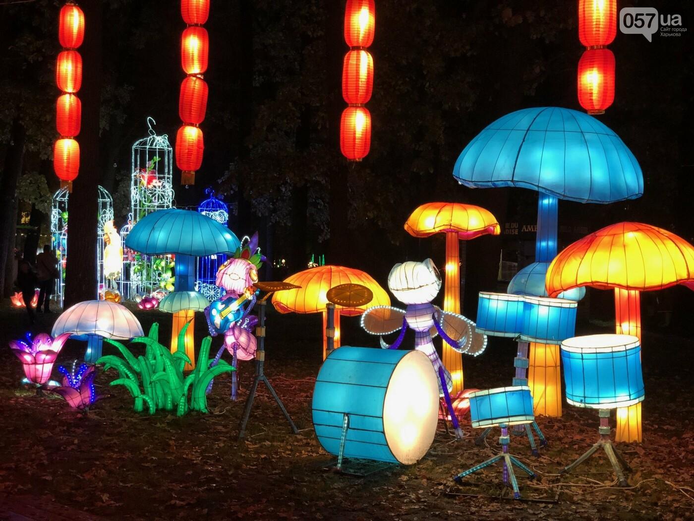 Харьков зажигает огни: что ждет посетителей Фестиваля гигантских китайских фонарей, фото-2