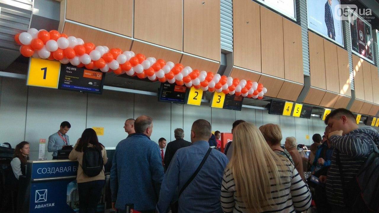 Из Харькова открылся рейс в Прагу, - ФОТО, фото-4