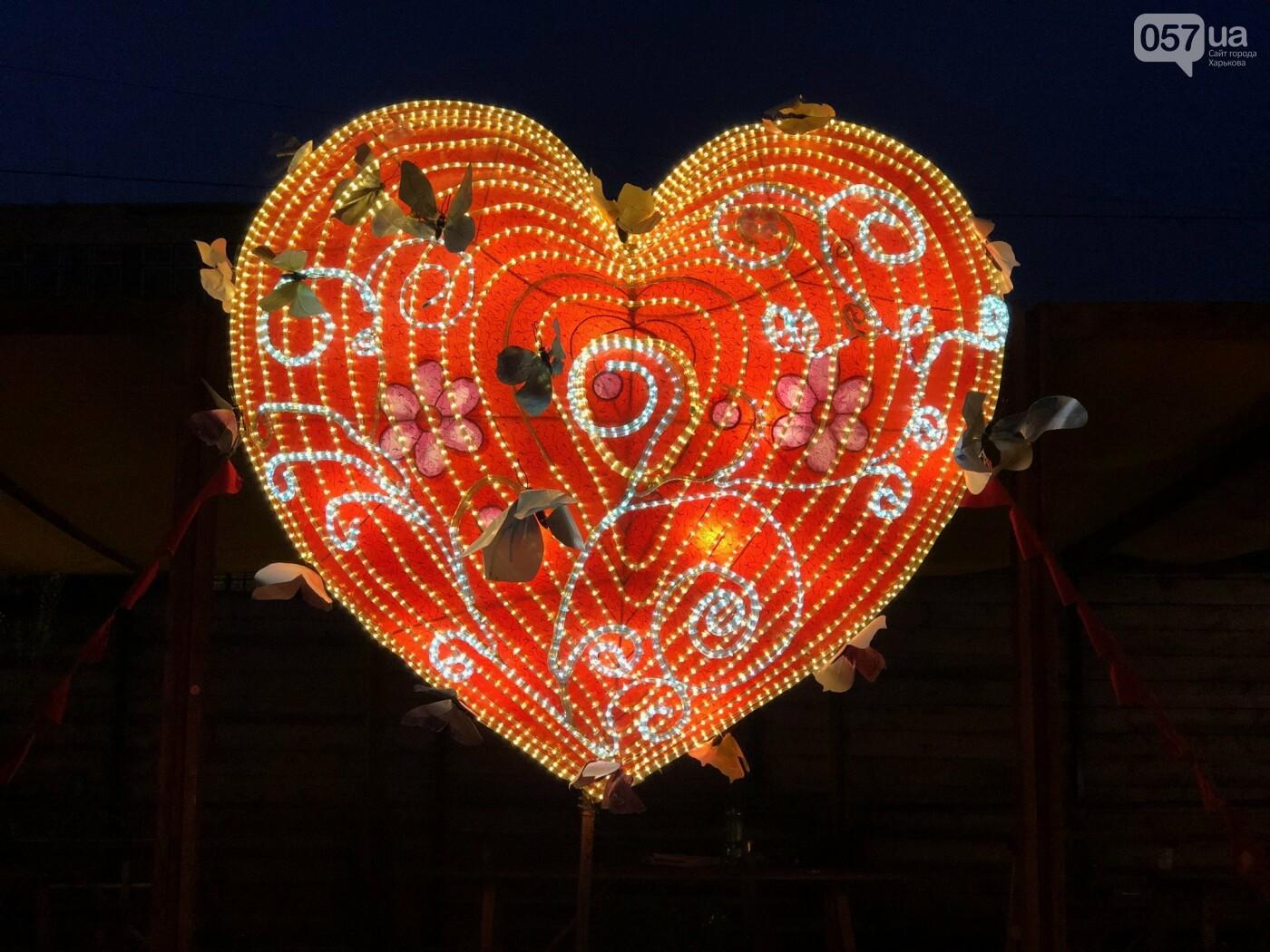 Фестиваль гигантских китайских фонарей в Харькове сделает вход бесплатным  для детей, фото-5