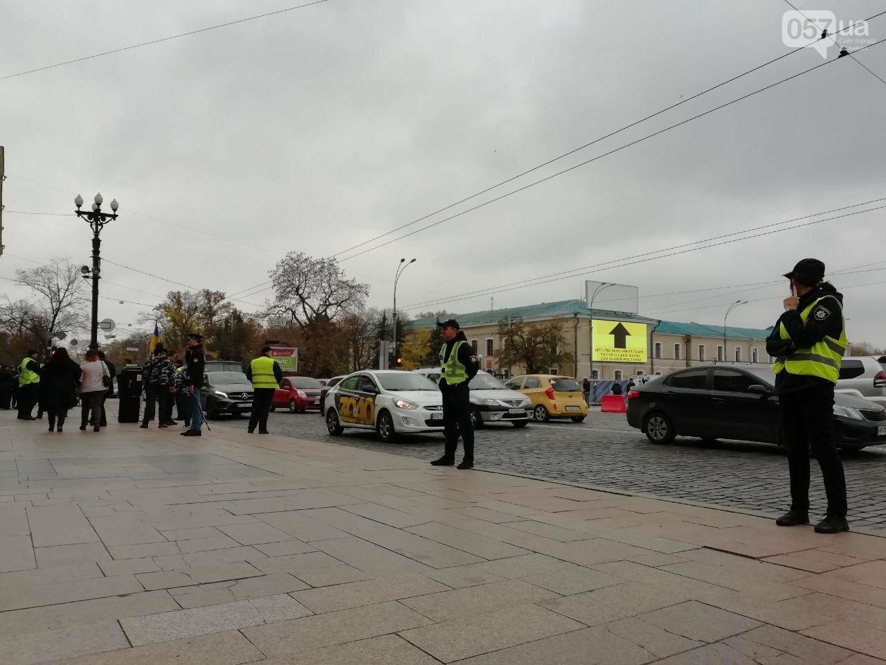 В Харькове полицейские ищут взрывчатку в здании ХОГА и на ЮЖД, - ФОТО, фото-4