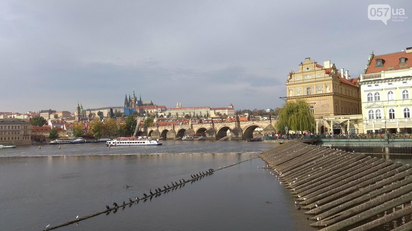 Из Харькова в Прагу: астрономическая башня, старинная крепость и Карлов мост, - ФОТО, фото-36