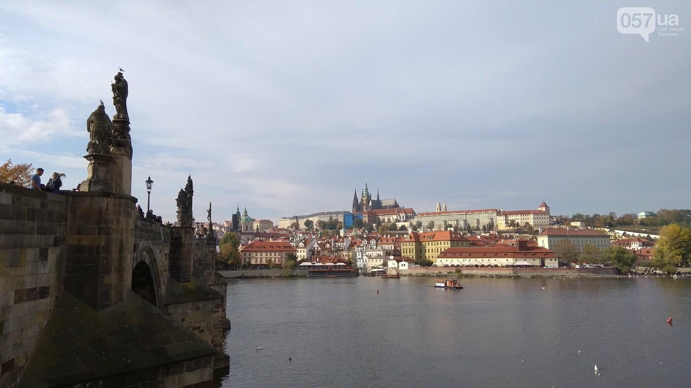 Из Харькова в Прагу: астрономическая башня, старинная крепость и Карлов мост, - ФОТО, фото-37