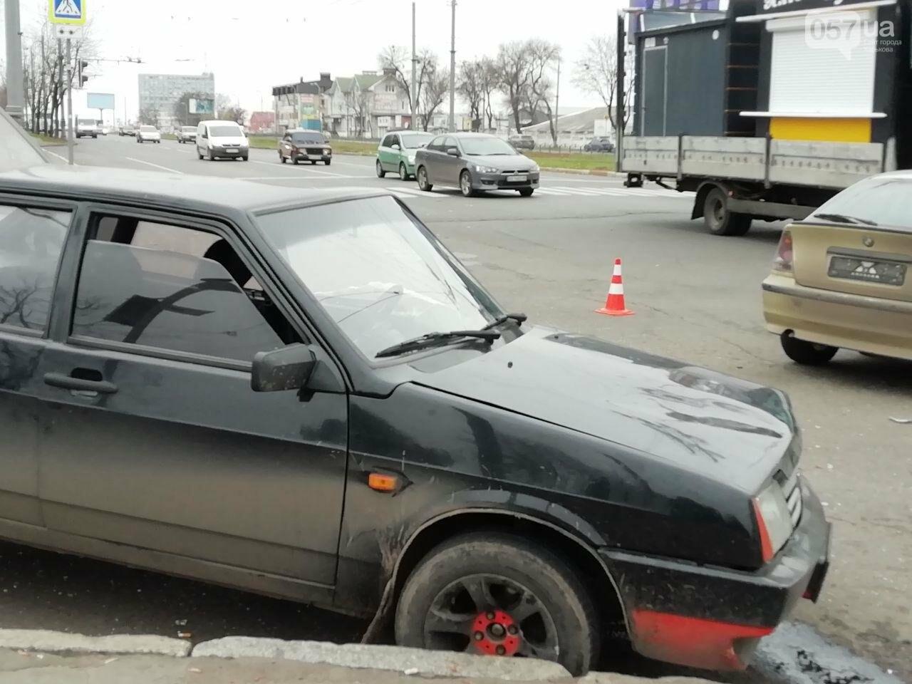 """На Московському проспекті не розминулися автомобілі """"BMW"""" та """"ВАЗ"""", - ФОТО, фото-5"""
