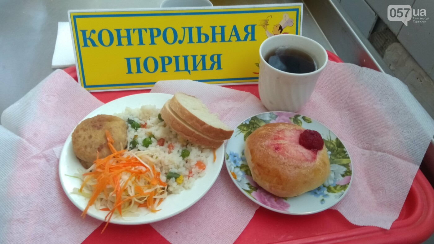 Найдите 10 отличий: родители жалуются на бесплатное питание в харьковской школе, - ФОТО, фото-3