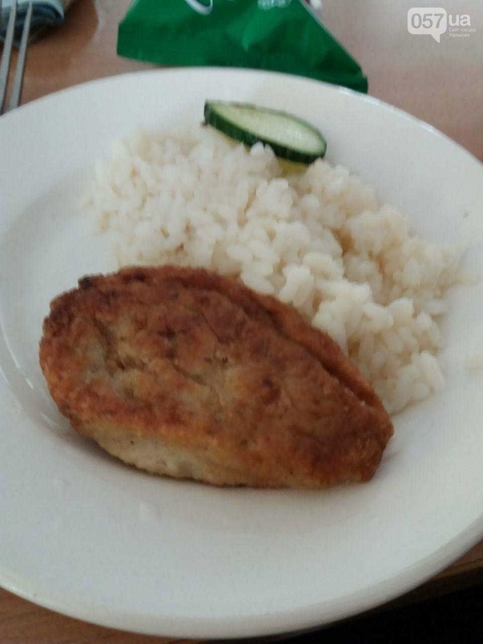 Найдите 10 отличий: родители жалуются на бесплатное питание в харьковской школе, - ФОТО, фото-5