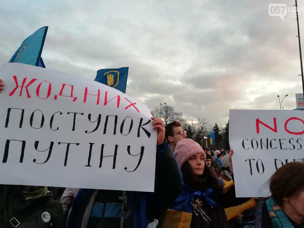 «Никаких уступок Путину»: на площади Свободы прошло народное вече, - ФОТО, фото-12