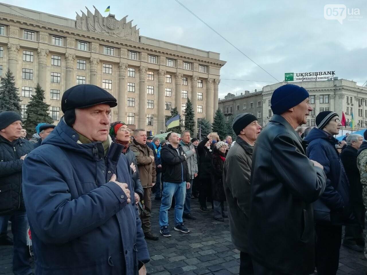 «Никаких уступок Путину»: на площади Свободы прошло народное вече, - ФОТО, фото-7