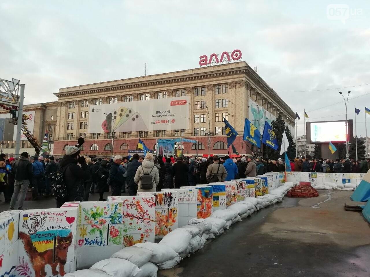 «Никаких уступок Путину»: на площади Свободы прошло народное вече, - ФОТО, фото-19