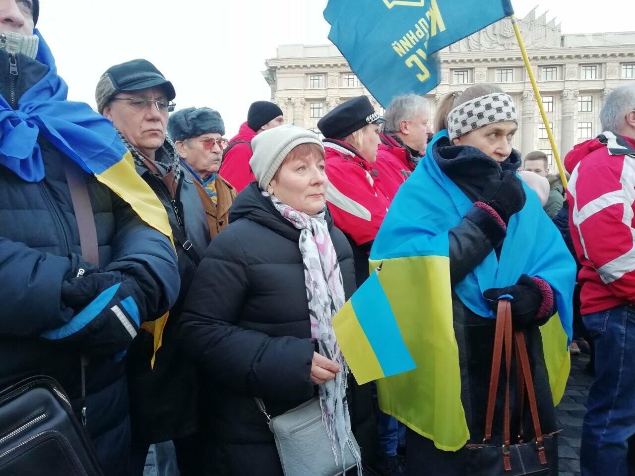 «Никаких уступок Путину»: на площади Свободы прошло народное вече, - ФОТО, фото-3