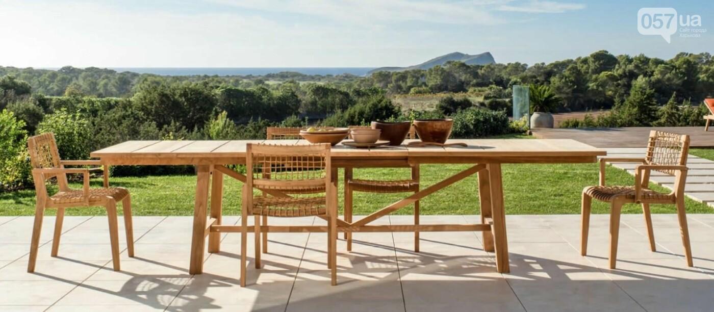 Компания «Компред» — широкий выбор садовой мебели от производителя