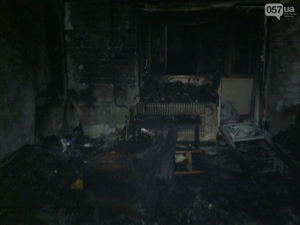 В Харькове из-за короткого замыкания загорелась квартира: погибла женщина и пострадали трое детей, - ФОТО, фото-1