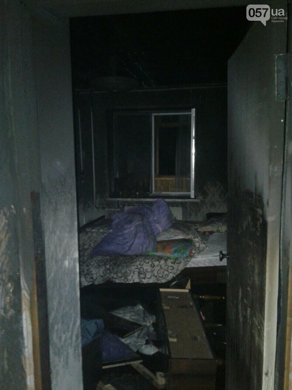 В Харькове из-за короткого замыкания загорелась квартира: погибла женщина и пострадали трое детей, - ФОТО, фото-2