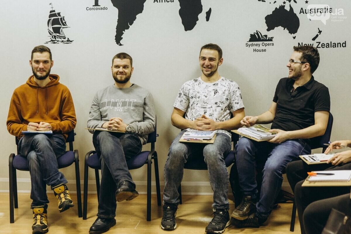 Курсы английского в Харькове ᐈ куда пойти учить английский?, фото-2