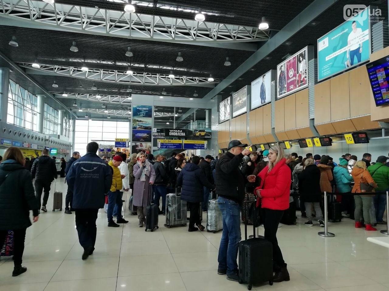 В харьковском аэропорту приземлился самолет с эвакуированными пассажирами из Китая, - ОНЛАЙН-ТРАНСЛЯЦИЯ, фото-23