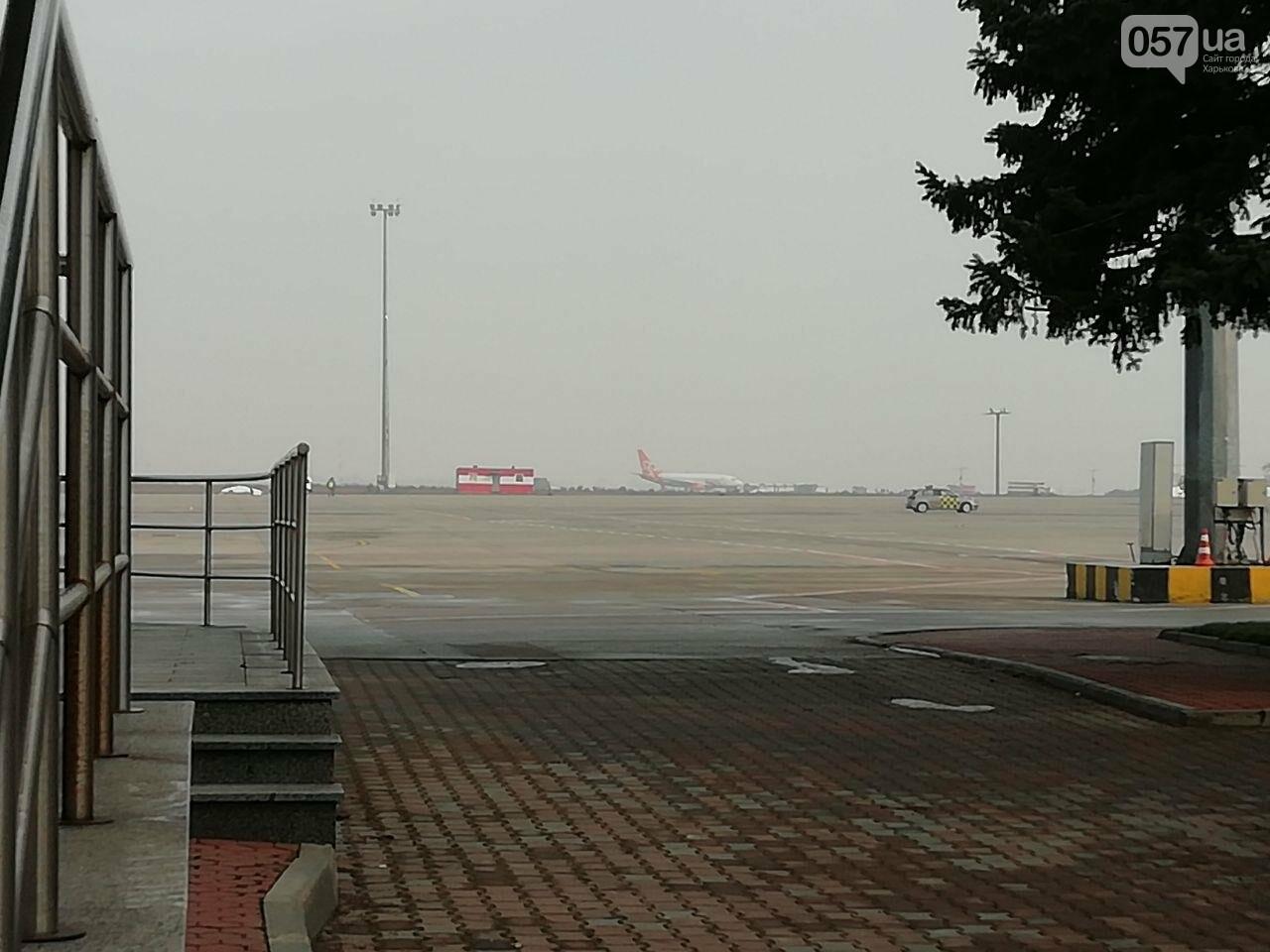 В харьковском аэропорту приземлился самолет с эвакуированными пассажирами из Китая, - ОНЛАЙН-ТРАНСЛЯЦИЯ, фото-15