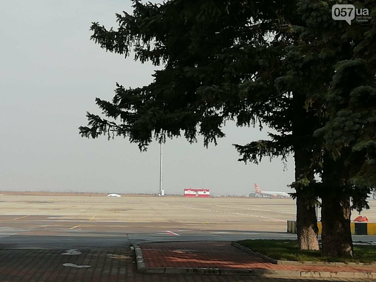 В харьковском аэропорту приземлился самолет с эвакуированными пассажирами из Китая, - ОНЛАЙН-ТРАНСЛЯЦИЯ, фото-13